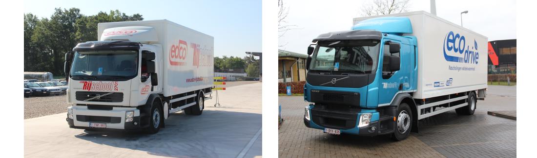 Vrachtwagen rijbewijs C